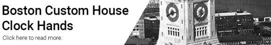 view the boston custom house clock hands story